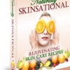 Recipe ebook Natural Anti Ageing Skin Care